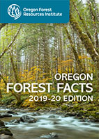 Oregon Forest Facts 2019 cover