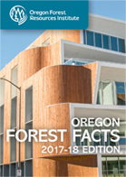 Oregon Forest Facts 2017 cover